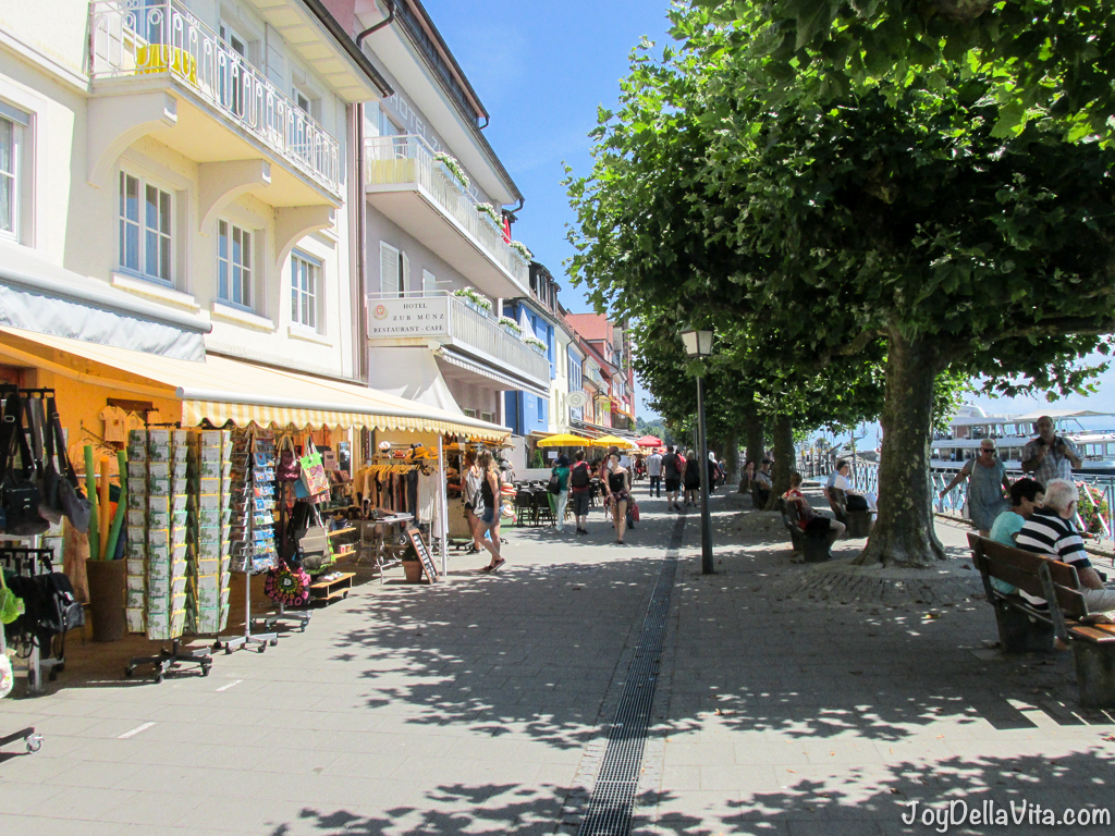 Afternoon in Meersburg at Lake Constance Travel Diary Travelblog