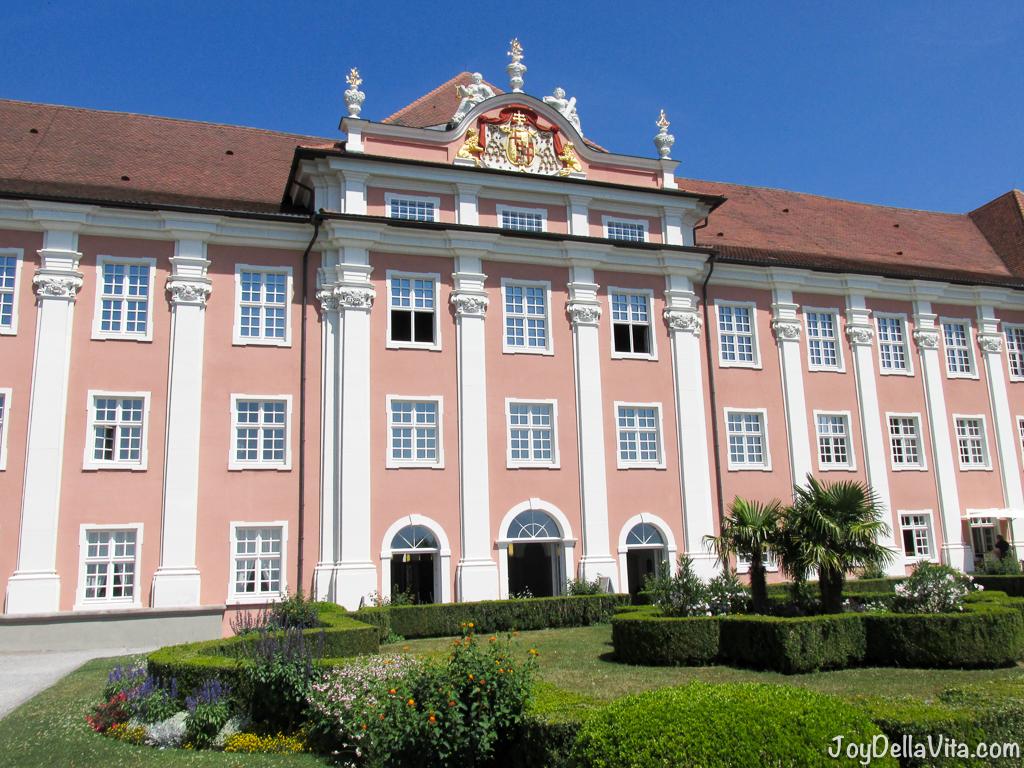 New Castle of Meersburg
