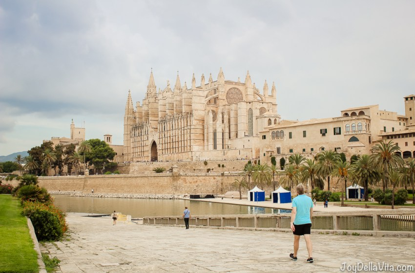 Travel Diary: 2 hours in Palma, Majorca