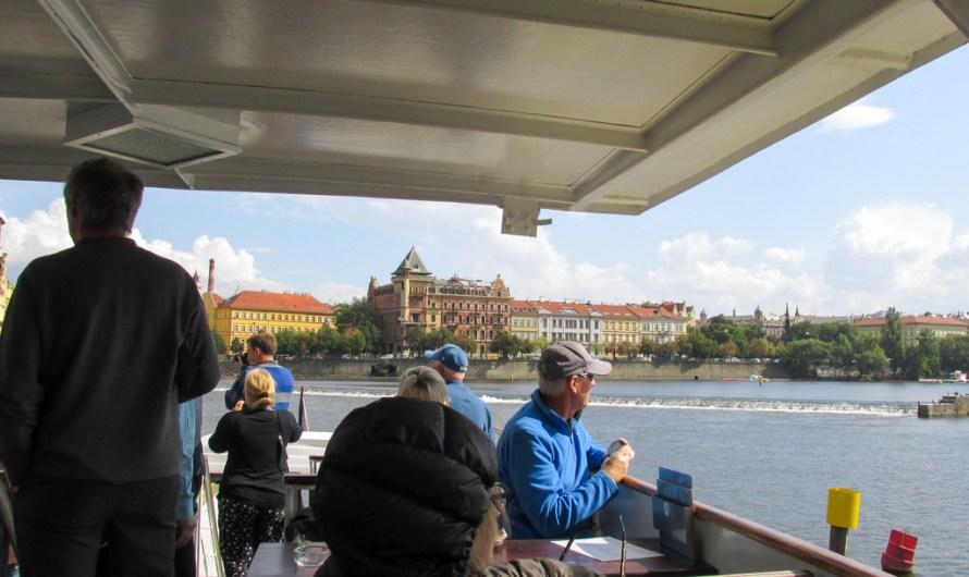 'Prague Boats' Boat Tour on Vltava river in Prague