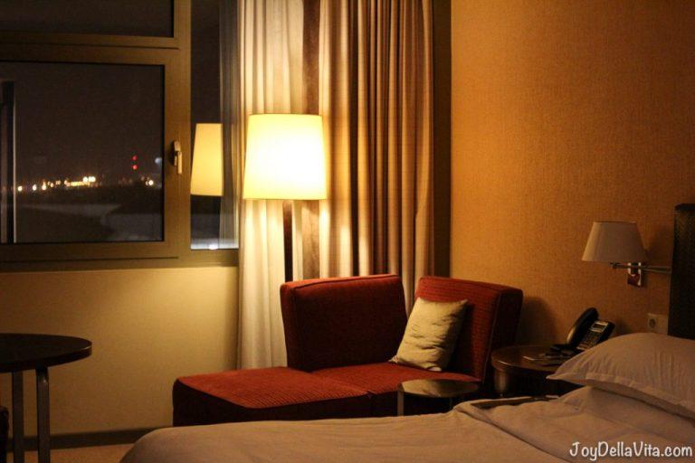 Sheraton Hotel Poznan, Poland