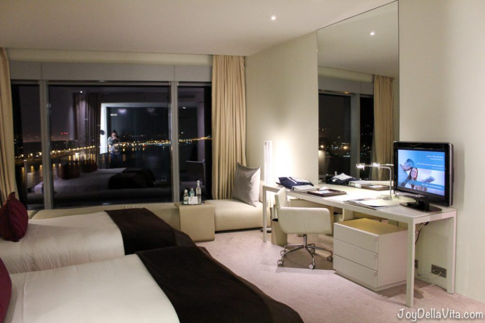 W Hotel in Barcelona by the Beach Travelblog JoyDellaVita