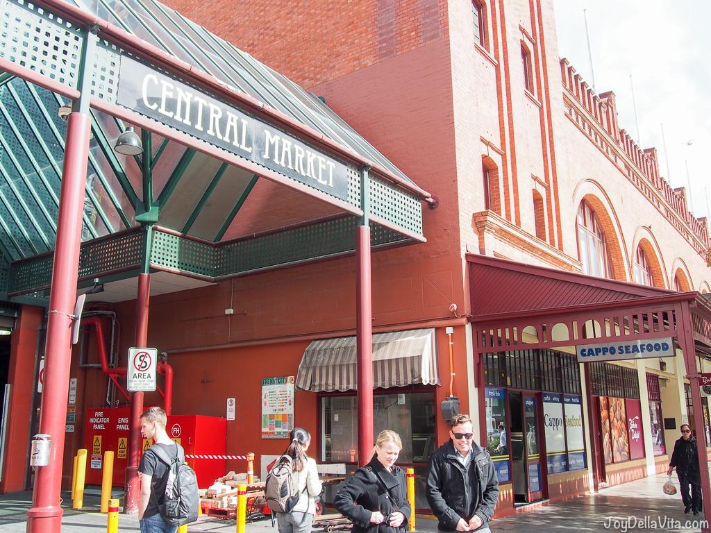 Adelaide Central Market JoyDellaVita