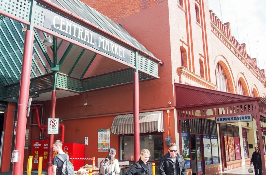 A visit to Adelaide Central Market