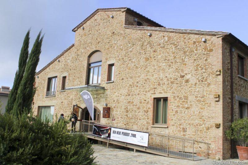 Hotel La Tabaccaia Castelfalfi Montaione Florence JoyDellaVita