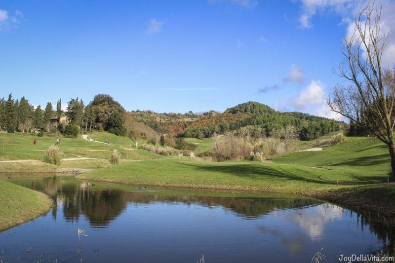 Toscana Resort Castelfalfi Golf Course