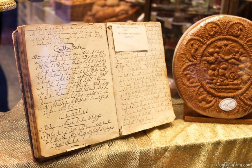 St.Galler Biber Confiserie Roggwiller St. Gallen JoyDellaVita