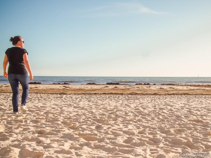 Travel Blogger Australia Beach Adelaide JoyDellaVita