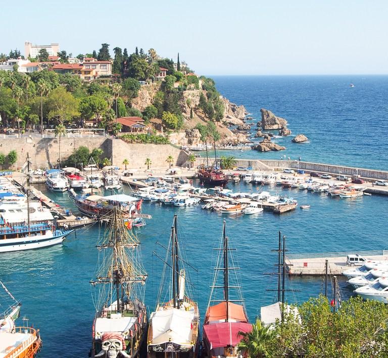 blocked Internet in Turkey Antalya Travelblog JoyDellaVita