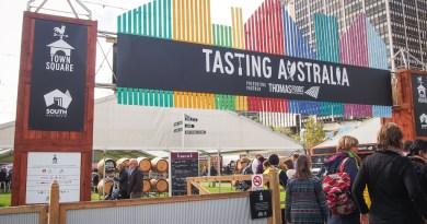 Adelaide Tasting Australia Town Square JoyDellaVita