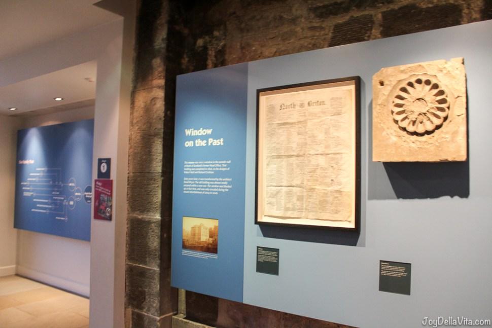Bank of Scotland Museum on the Mound Edinburgh
