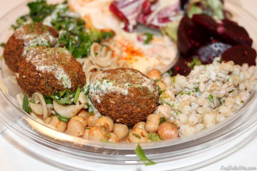 GoFalafel Salad Box Manchester JoyDellaVita