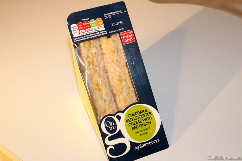 Sandwich UK Supermarket Haul JoyDellaVita