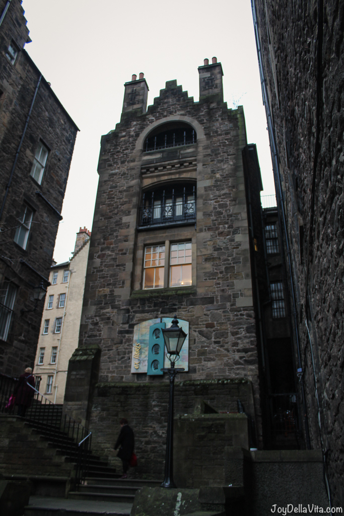 Writers Museum Edinburgh JoyDellaVita