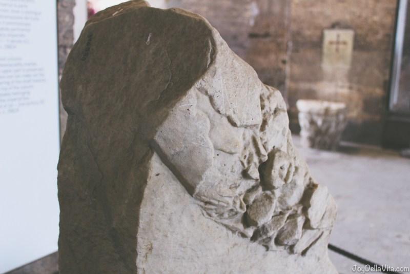 Colosseum Rome Winter Season JoyDellaVita