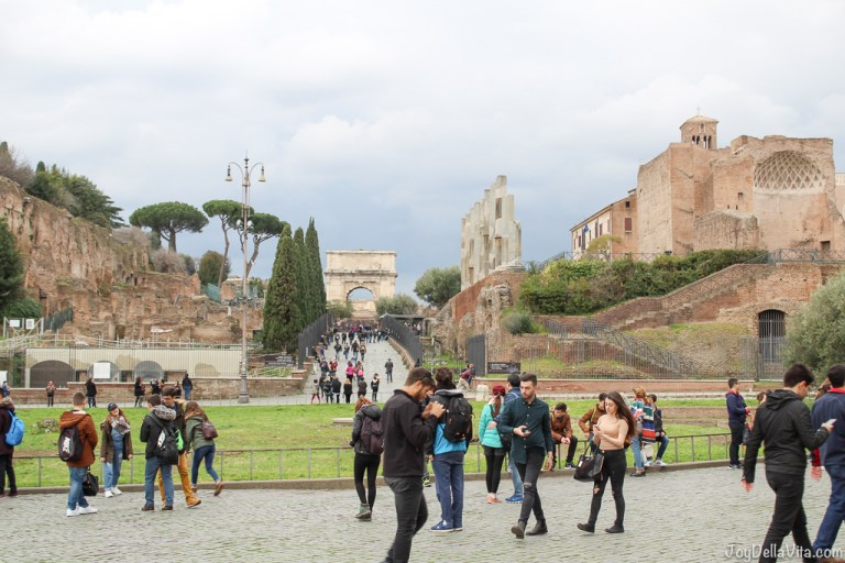 Free entry to Colosseum and Roman Forum in Rome – When and for who