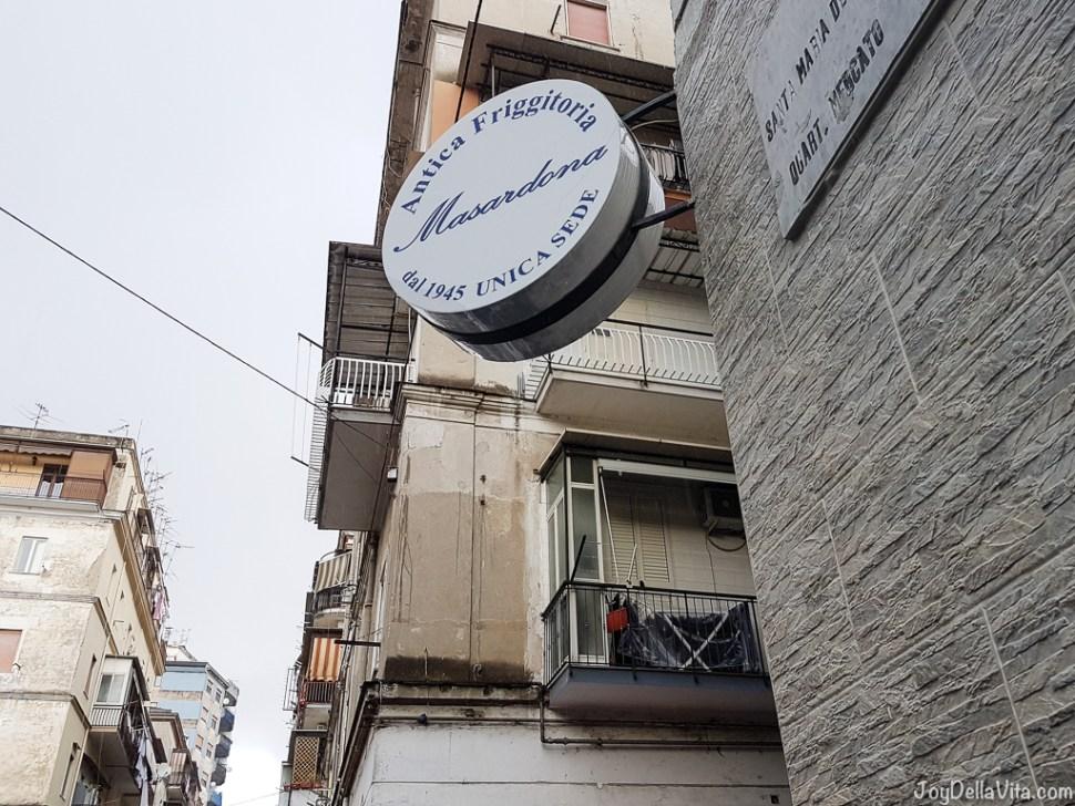 La Masardona Via Giulio Cesare Capaccio, 27 80142 Naples