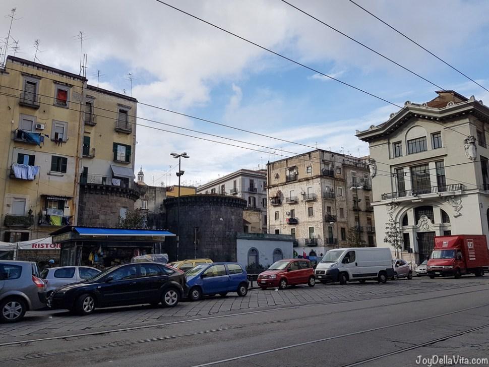 Corso Giuseppe Garibaldi Naples Smartphone Sightseeing Walk JoyDellaVita