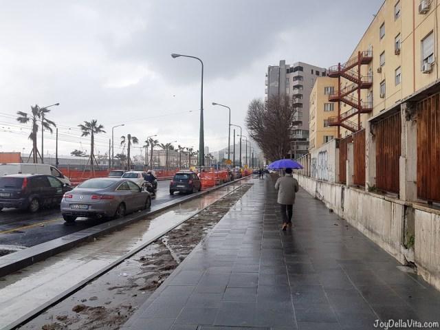 Via Nuovo Marina Naples Smartphone Sightseeing Walk JoyDellaVita