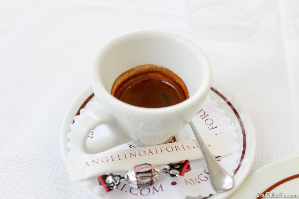 Tiramisu Angelino ai Fori dal 1947 Rome