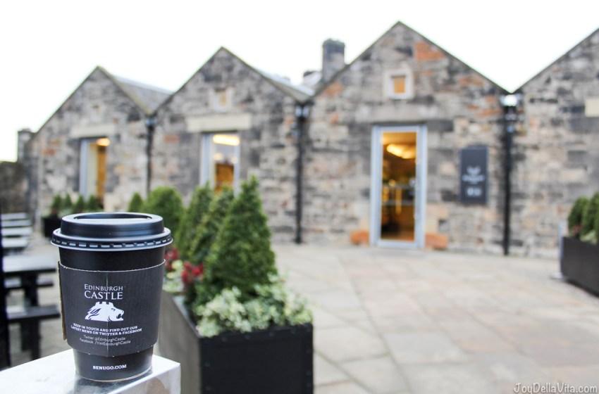 Red Coat Cafe at Edinburgh Castle