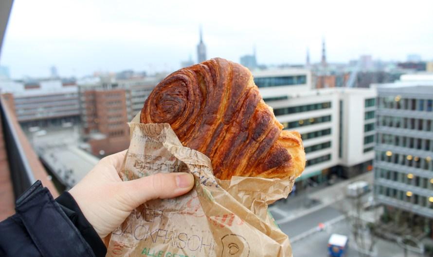 Recipe: Franzbrötchen (Pastry from Hamburg, Germany)