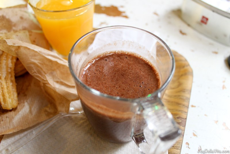 spanish Hot Chocolate Artisa Barcelona