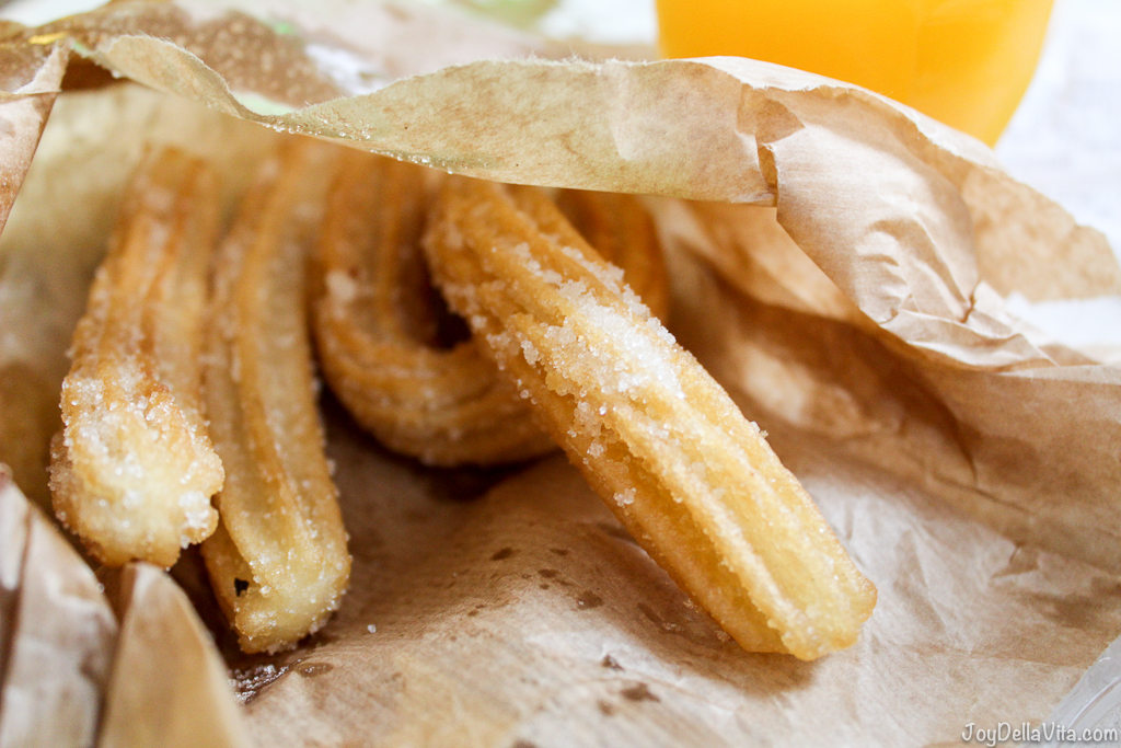 fresh Churros by ARTiSA Barcelona