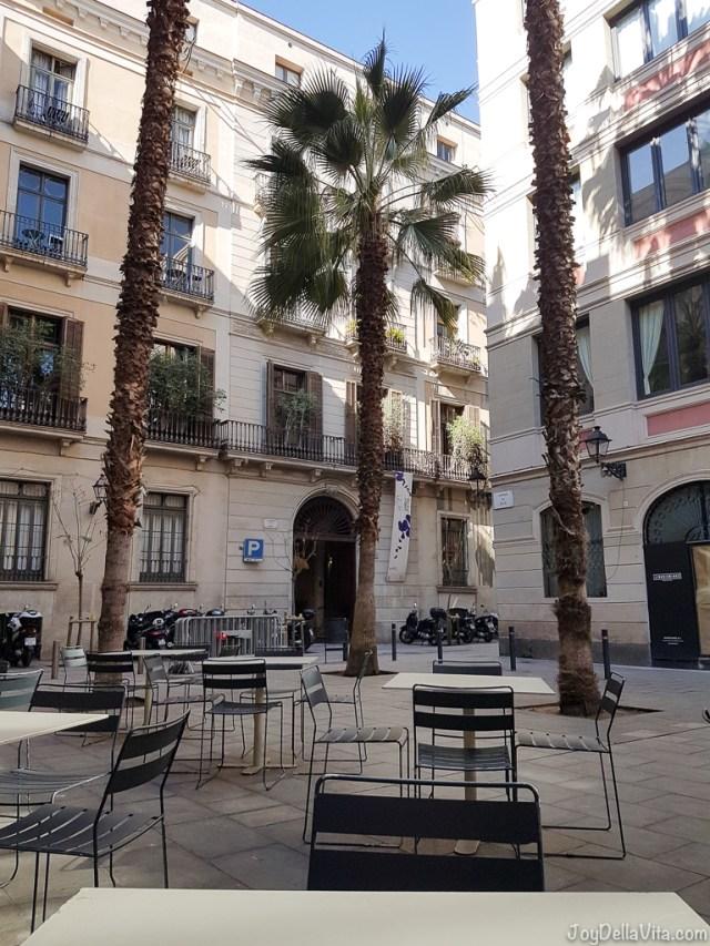 Federal Cafe Barcelona Gotic JoyDellaVita