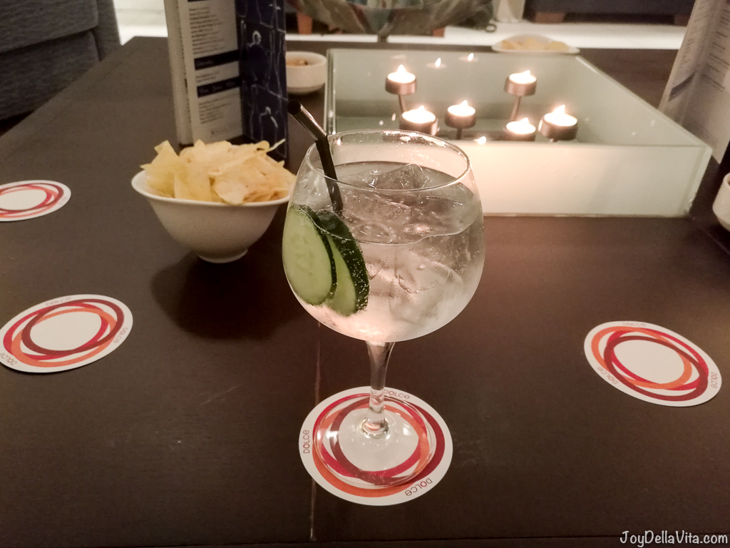 Gin Tonic Bar Dolce Sitges JoyDellaVita