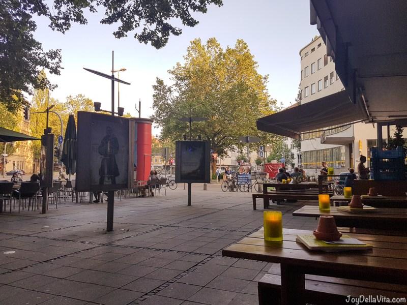 Burger Restaurant Hans im Glueck Goetheplatz 2, Munich -  JoyDellaVita.com