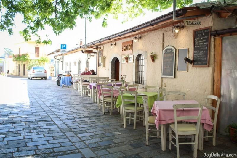 Kritsa Crete Travelblog JoyDellaVita