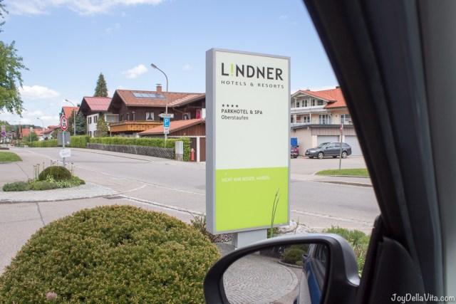 Parking Lindner Parkhotel Spa Hotel Oberstaufen - JoyDellaVita.com