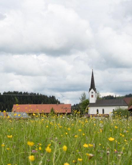 Zell near Oberstaufen, the oldest village in the bavarian Allgäu - JoyDellaVita.com