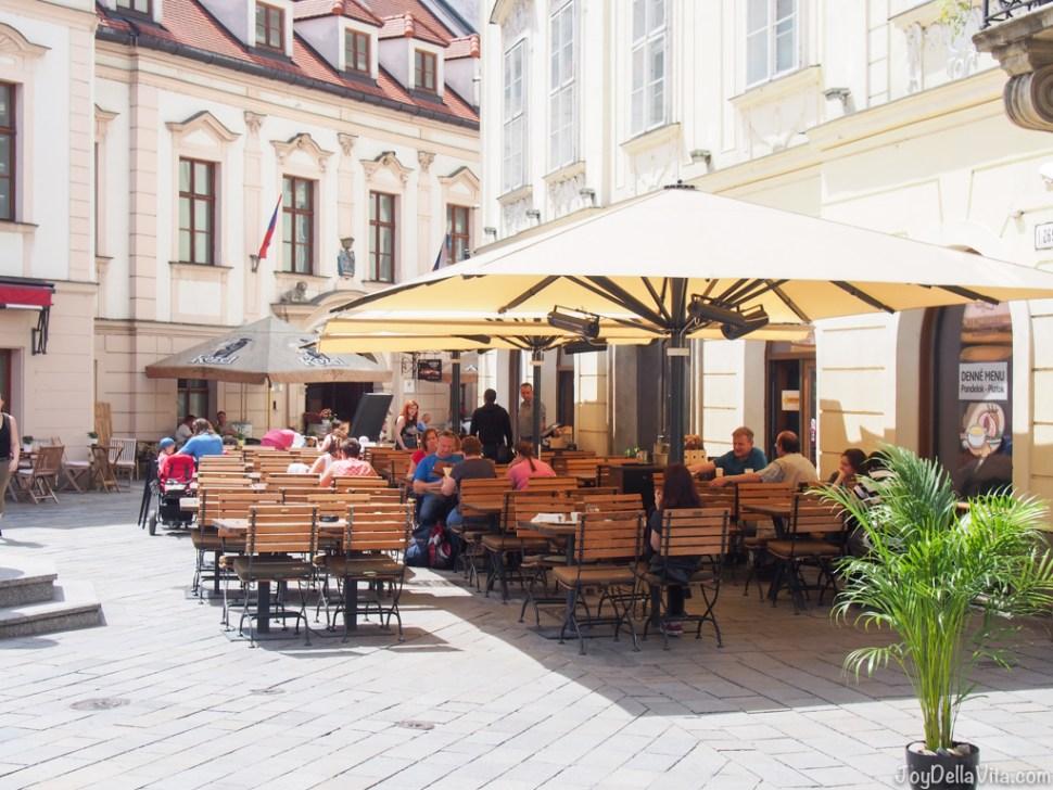 Restaurant Venturska Klubovna in Bratislava -  JoyDellaVita.com