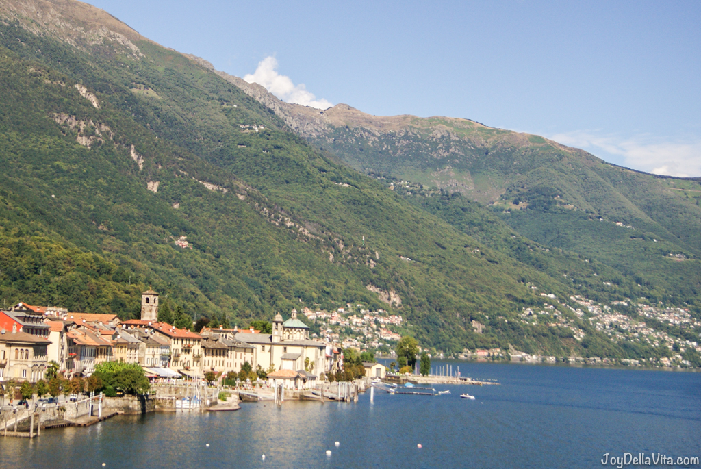 Markets at Lake Maggiore in Cannobio, Verbania, Intra and Luino - Travelblog JoyDellaVita.com