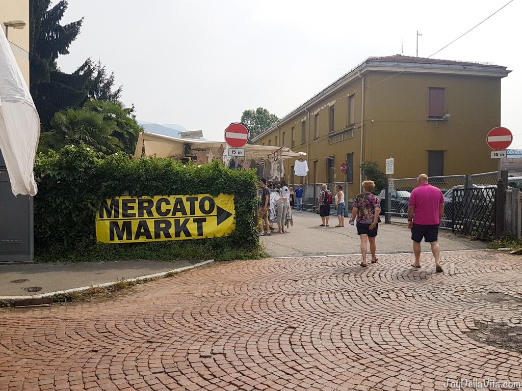 Market Luino Lake Maggiore - JoyDellaVita.com