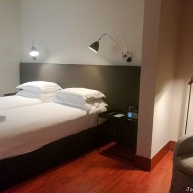 Alexandra Barcelona Hotel Doubletree Hilton Travel Blog JoyDellaVita.com