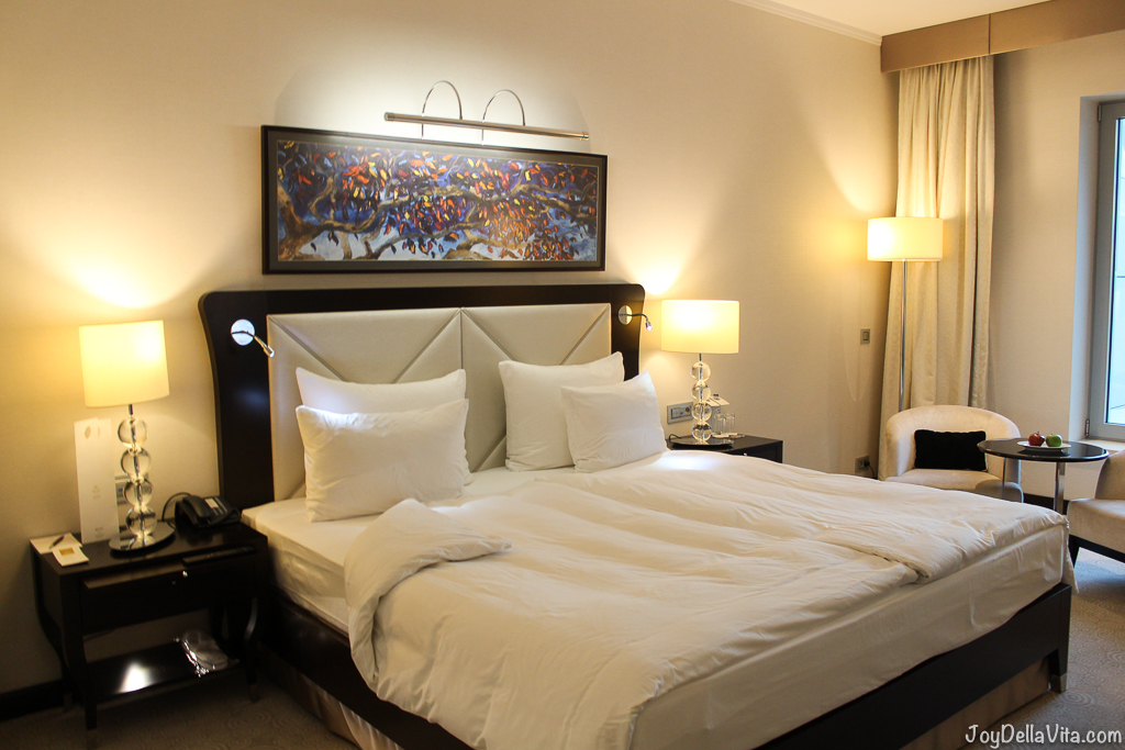 Grand Hotel River Park Bratislava the Luxury Collection - JoyDellaVita.com