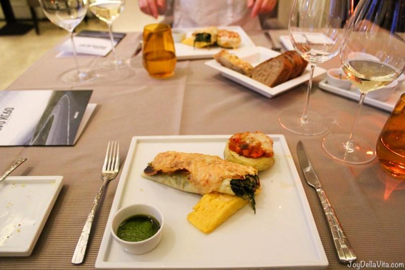 Kastenmeiers Dresden Restaurant Review Vegetarian Gourmet Dinner - JoyDellaVita.com
