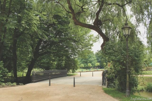 Muskau Park Bad Muskau Garden by Fürst Pückler in Germany and Poland - JoyDellaVita.com
