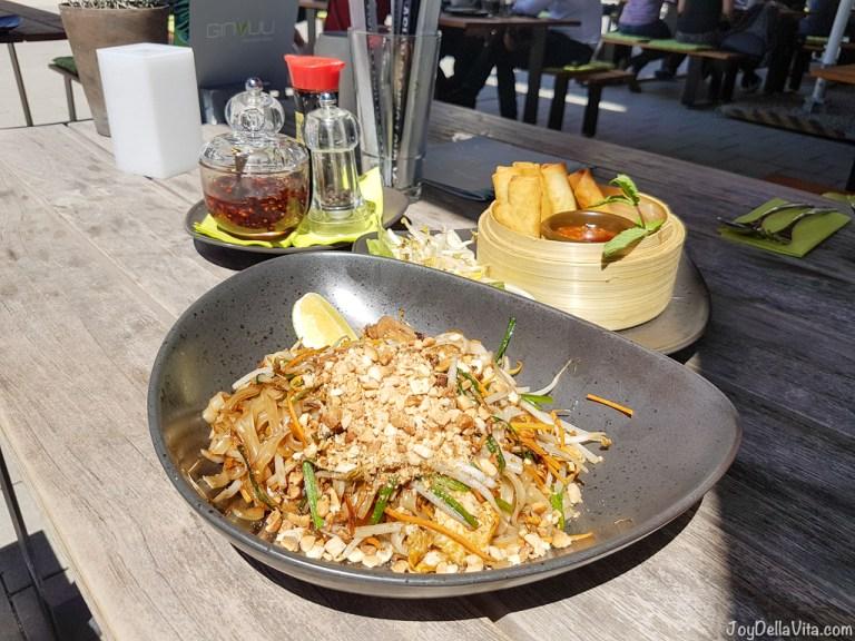Pad Thai in Stuttgart – GinYuu Restaurant at Milaneo Shopping Mall