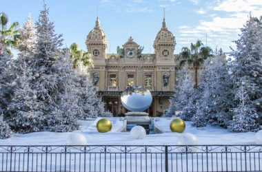Monaco Casino Winter December Travelblog JoyDellaVita