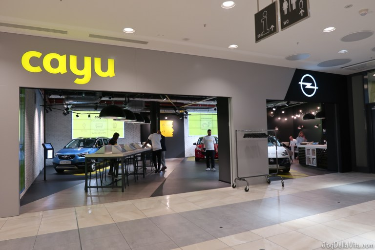 Buy your Opel Car online at cayu Store Stuttgart