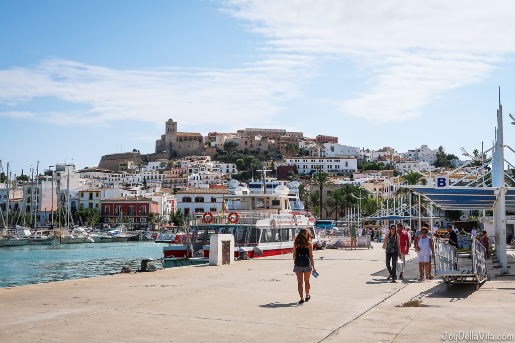 Ibiza Eivissa Sightseeing September