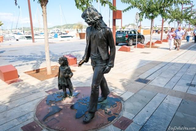 Ibiza Eivissa Sightseeing September