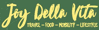 Joy della Vita – Travelblog