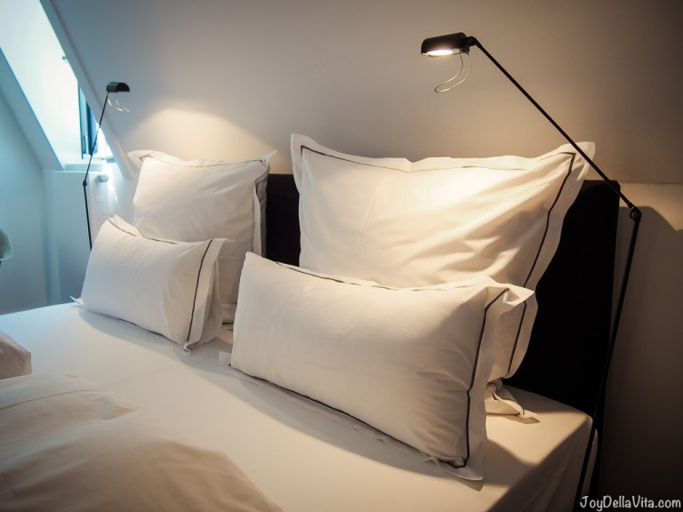 Staying at The Qvest Design Hotel Cologne