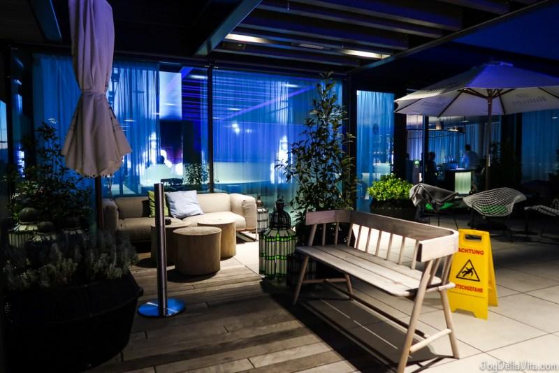 cocktails roomers hotel rooftop bar baden-baden