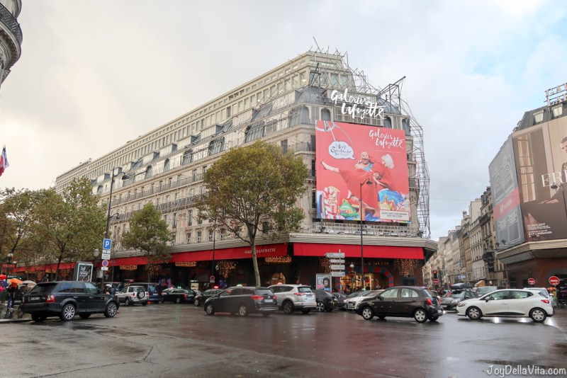 Galeries Lafayette Boulevard Haussmann